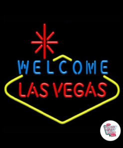 Neon Sign Las Vegas Small