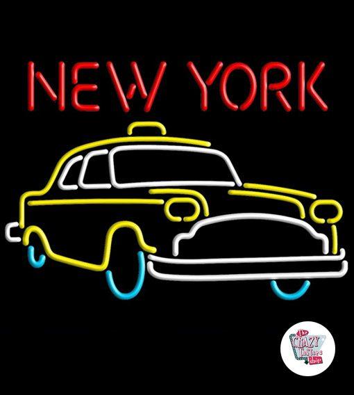 Neon Retro New York
