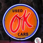Neon Retro OK Used Cars