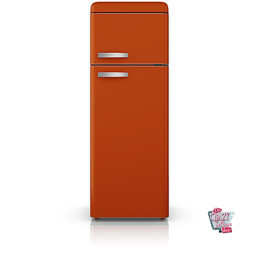 Vintage-Kühlschrank