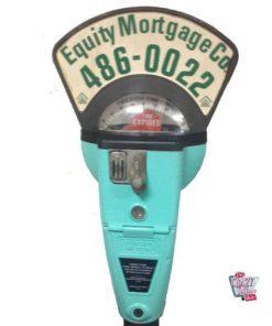 Retro Parking Meter