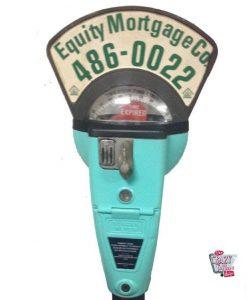 Retro Parkering Meter