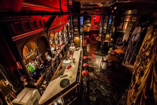 Pub Irlandés