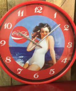 Coca-Cola Retro Clock