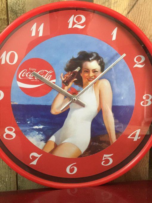 Coca-Cola Retro Uhr