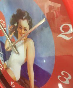 ريترو ساعة كوكا Cola_1