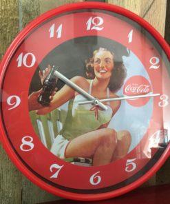 Retro Clock Coca-Cola_2