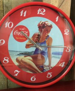 Retro Clock Coca-Cola_4