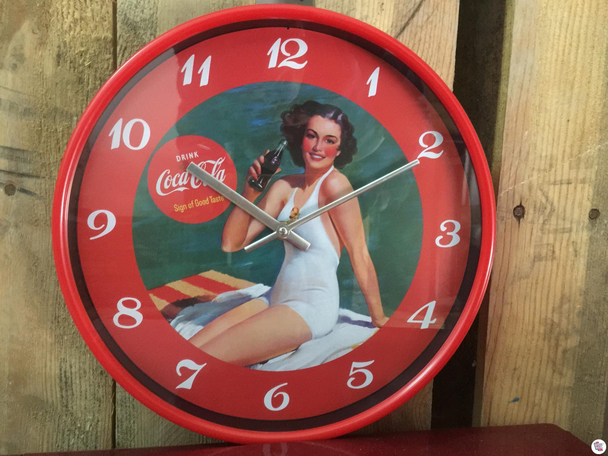 Retro Clock Coca-Cola_3