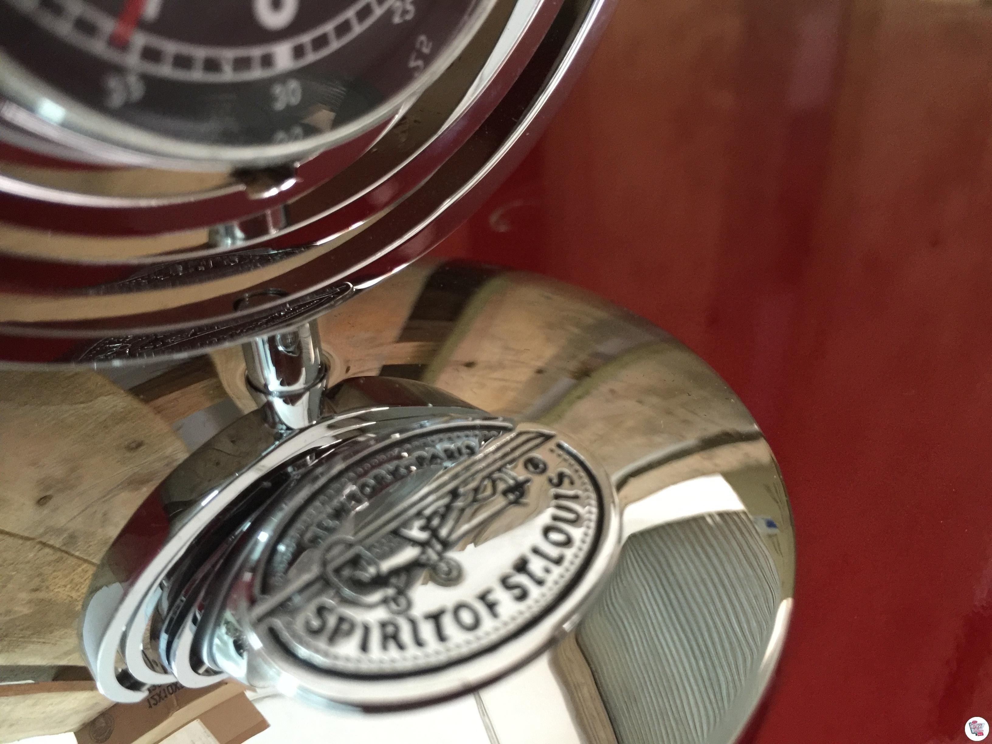 Reloj de mesa Retro Spirit Of St Louis_3