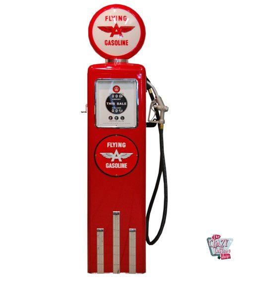 Retro Gas Pump 8 Ball Made in USA