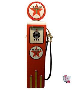 Retro Gas Pump sfera 8 Made in USA