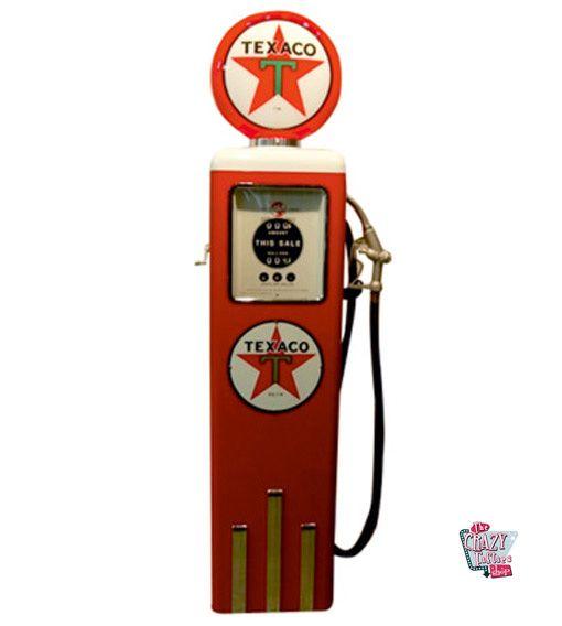 Fornitore-di-combustibile-Texaco-red-