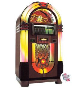 Jukebox Rock-Ola CD Bubbler Professional