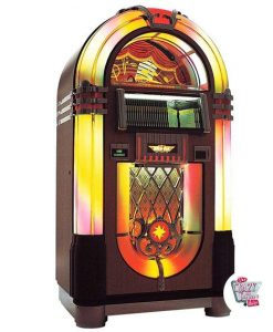 Jukebox Kaya-ola CD Bubbler Profesyonel