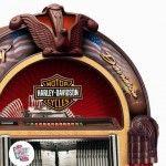 Jukebox Rock-ola CD Harley Davidson