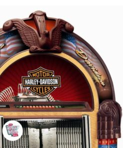Rock-Ola jukebox CD Harley Davidson