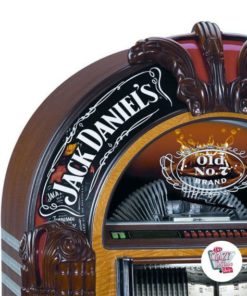 Rock-ola CD jukebox Jack Daniels