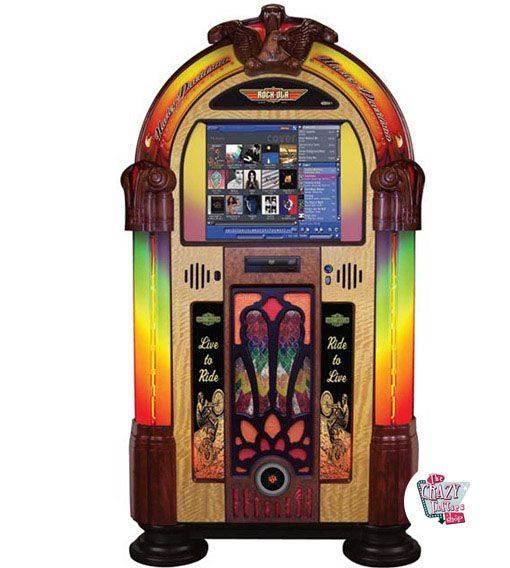 Jukebox Rock-ola Nostalgic Music Center PV4