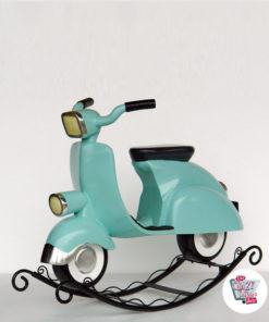 Vespa scooter Seesaw