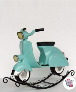 Scooter Vespa Seesaw
