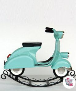 Scooter Vespa Seesaw