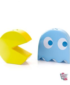 Salt og Peber Shakers i august Pac-Man