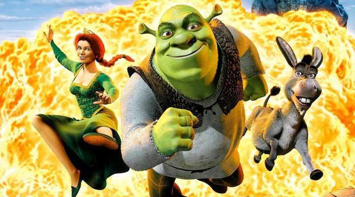 Shrek Æsel