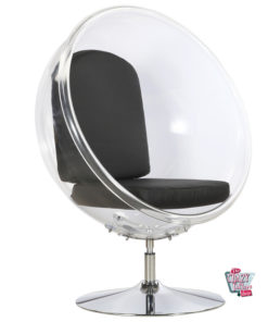 Bubble Chair Med Stand
