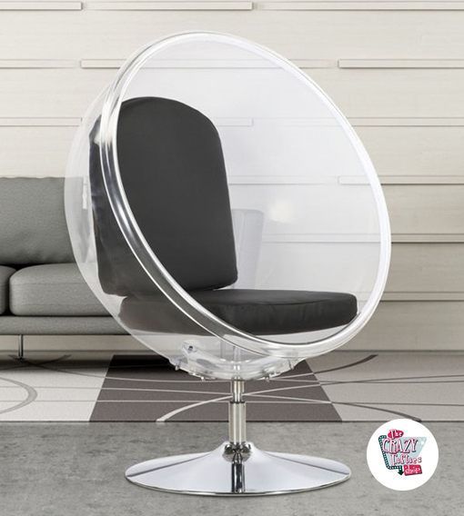 Bon Bubble Chair With Stand