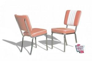 Retro American Diner Cadeiras CO24