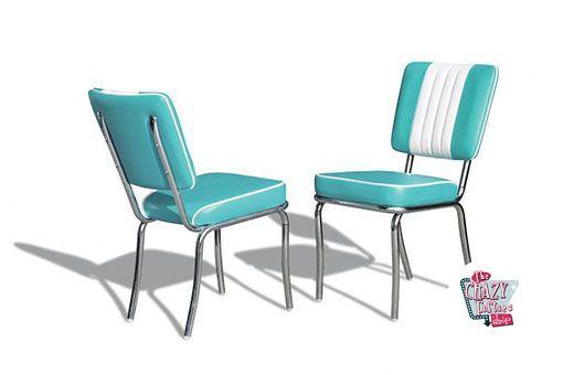 American Retro Diner Chair CO24 »Thecrazyfifties.es