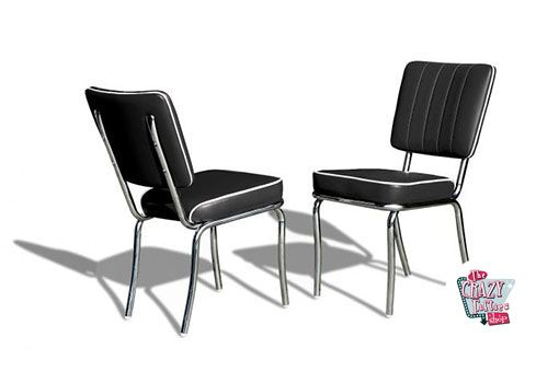 American Retro Diner Chaises CO25