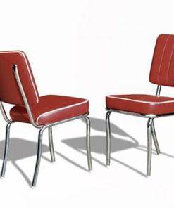 Retro American Diner Cadeiras CO25