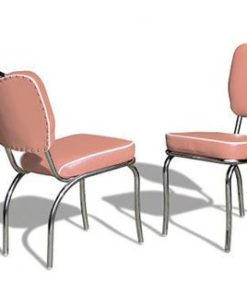 Retro American Diner Chairs CO26