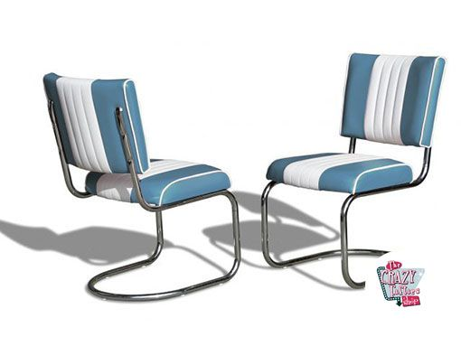 Retro American Diner Chairs CO27