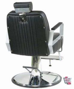 Retro sedia da barbiere di base Eco