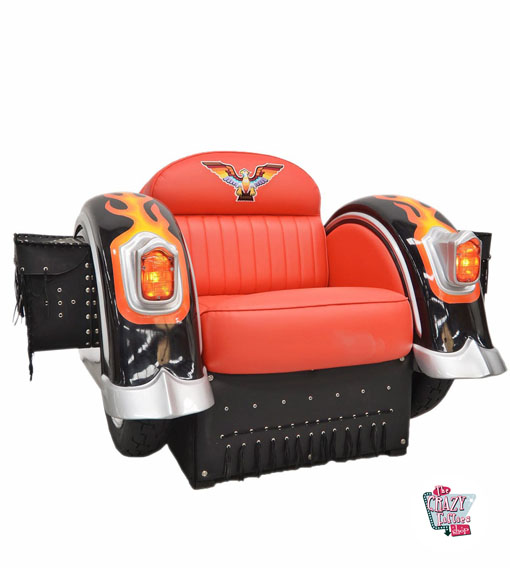 Fauteuil Harley