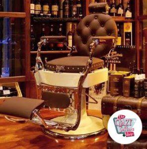 Retro Vintage barbershop