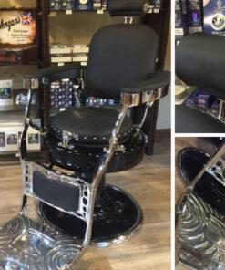 Lenestol til frisør Classic Retro Lux