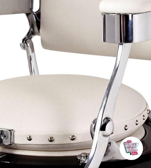 chaise de salon de coiffure Classic Retro Lux