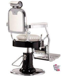 Barber lænestol Classic Retro Lux