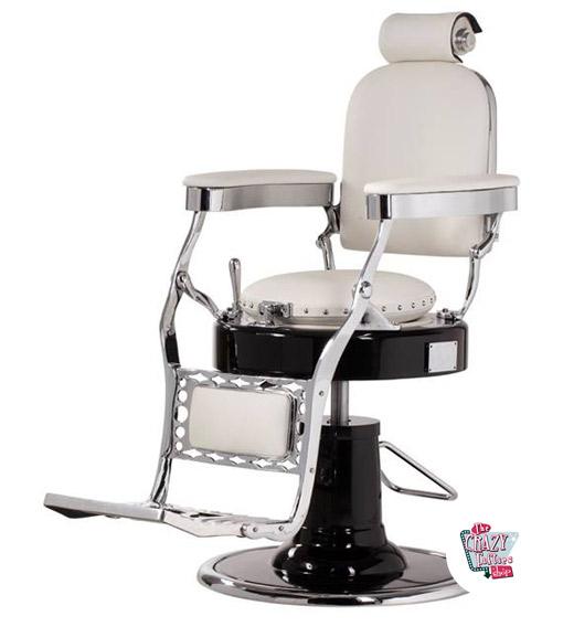 Barber fåtölj Classic Retro Lux