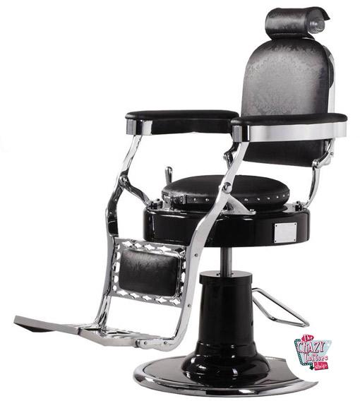 comprare sedia da barbiere classic retro lux. Black Bedroom Furniture Sets. Home Design Ideas
