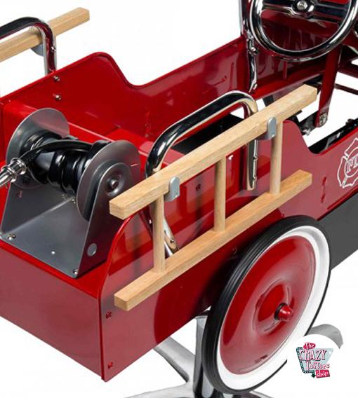Barber Armchair Low Cost Fire Truck 187 Thecrazyfifties Es