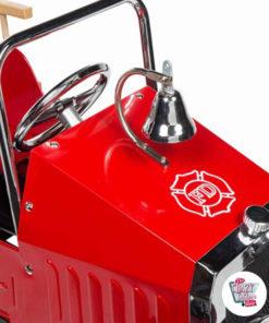 sedia da barbiere Fire Truck Low Cost