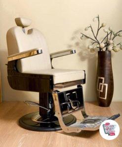 Retro frisør stol Comfort