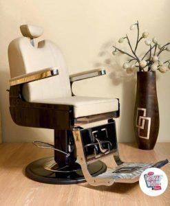 Retro barber stol Comfort
