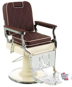Barber armchair Retro Elegance