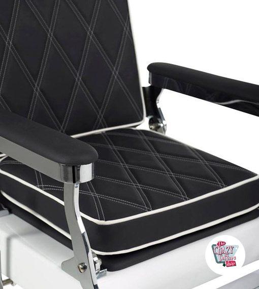 Cadeira do cabeleireiro Elegância Retro